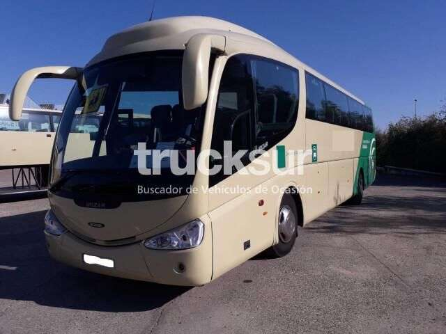 SCANIA K114 B4 X2 autobús interurbano - Photo 2